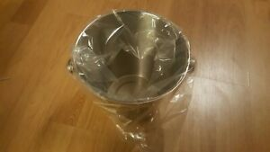 Champagne Cooler wine Chiller Stainless Steel Ice Bucket