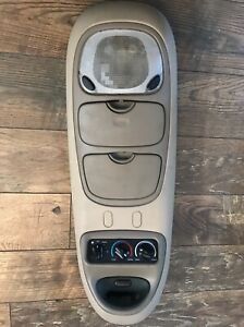 Ford 1997 2002 Excursion Expedition Lincoln Navigator Overhead Console Oem