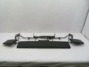 Cadillac Xlr 1073 Convertible Hard Top Tonneau Covers W Cylinder Mechanism