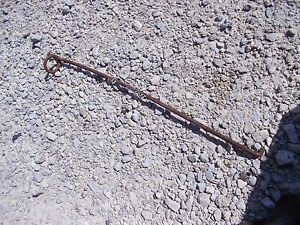 Allis Chalmers Styled Wc Tractor Ac Starter Rod