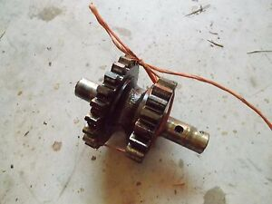 Allis Chalmers B C Tractor Ac Engine Transmission Reverse Reverser Gear shaft