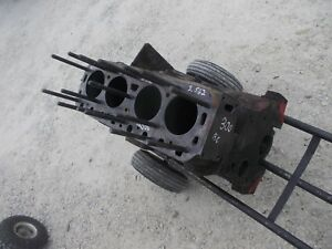 Farmall 300 Super H Tractor Original Ihc Engine Motor 4 Cylinder Gas Block C 169