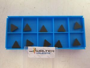 Lot Of 10 Valenite Tpgn 110308 Tpg 222 5635 Carbide Inserts New