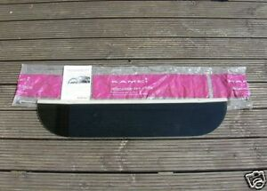 Rare Accessory Kamei Roof Deflector Vw Split Oval K fer Kdf Bug Beetle Nos