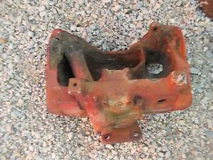 Farmall B Tractor Ih Frontend Main Front End Complete Steering Bolster Housing