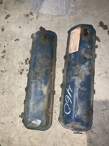 Ford 460 429 Ford Valve Covers Oem Original F250 F350 Mustang Galaxie Lincoln