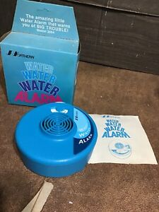 Vintage Northern Water Alarm Model 2664 Water Alarm Battery Operated