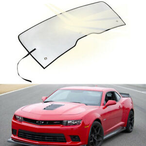 Car Window Windshield Sun Shade Visor Uv Reflective Cover For Chevrolet Camaro
