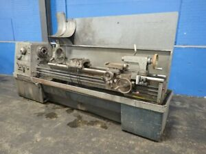 Clausing Colchester 17 Gap Bed Lathe 17 X 84 03190840002