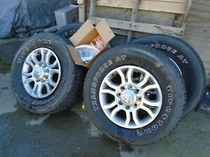 Dodge Truck Wheels And Tires 18 In Firestone Transforce At Lt275 70r18 Tires