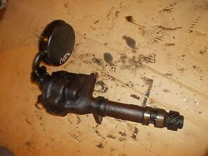 International 300 Utility Tractor Ih Orignal Engine Motor Oil Pump Assembly Sump
