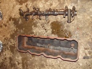 Mccormick Deering F12 F14 Tractor Ih Ihc Engine Motor Rocker Arm Assembly cover