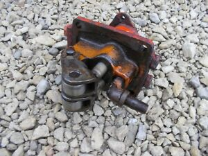 Allis Chalmers B Tractor Ac Working Hydraulic Pump Assembly