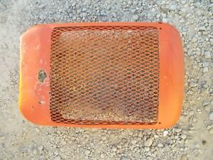 Allis Chalmers B Tractor Original Factory Ac Front Nose Cone Grill W screen B