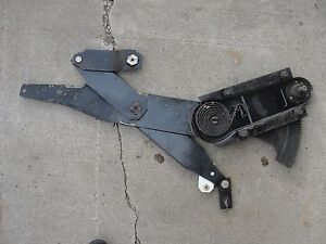 70 71 Ford Torino Door Window Regulator Cyclone Montego Cobra Spoiler Ranchero