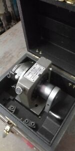 Harig Grind All No 1 Grinding Indexing Fixture With V block And Case