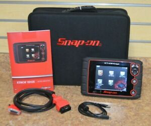 Snap On Eesc332a Ethos Edge Diagnostic Scanner V 18 4 Free Shipping
