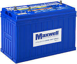 Maxwell Ultra31 1800 Group 31 12v Engine Start Module Esm Battery 1800 Cca
