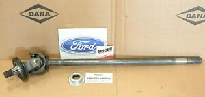 Ford Super Duty F250 F350 Dana Super 60 Front Axle Shaft Rh Passengers 05