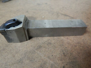 Metal Lathe Tool Holder With Carbide Insert Possible Iscar
