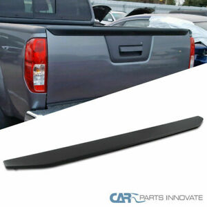 For Nissan 13 18 Frontier Tailgate Top Moulding Spoiler Outer Protector Cover