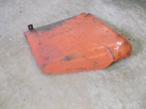 Allis Chalmers D15 Ii Tractor Ac Original Dent Free Cover Panel Hard To Find