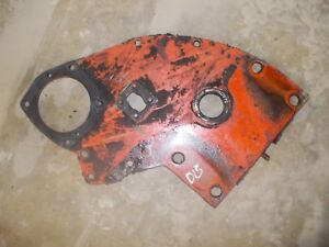 Allis Chalmers D15 Tractor Original Ac Engine Motor Cover Panel