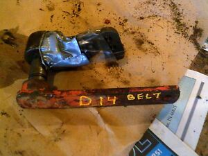 Allis Chalmers D14 Tractor Ac Belt Pulley Engagement Lever