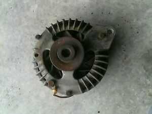 Farmall Ih Jd Ac Tractor Good Working 12v Alternator With Belt Pulley