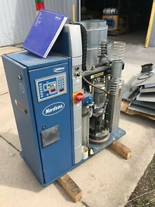 Nordson Durapail Adhesive Sprayer Guns Spray Booth