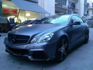 Mercedes Benz E W207 Coupe 2010 2013 Full Body Kit Wald Look