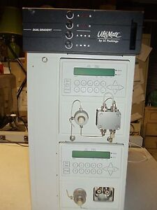 Ultimate By Lc Packings Hplc Pump Dual Gradient No 67981