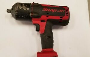 Snap on 1 2 Drive Impact Wrench Cordless 18v W Battery charger Free Shipping