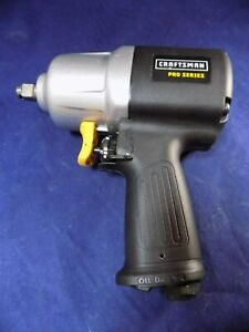 Craftsman 19865 Pro Series 1 2 Composite Impact Wrench