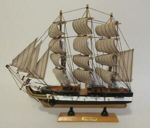 Uss Constitution Ship Model Old Ironsides Tall Ships Home Office Marine Decor