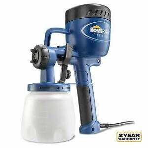 Homeright Paint Sprayer Power Painter Hvlp Spray Gun For Painting Projects