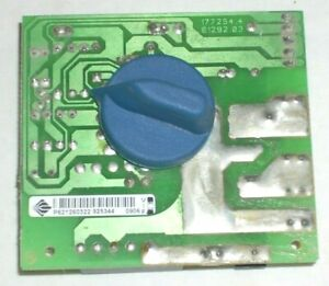 Clarke P6212603229252344 Circuit Board W Continuous Adjustment Switch Mig Welder