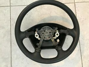 1997 2004 Corvette Steering Wheel Used Gm 10409734 10424050 Wrapped Leather