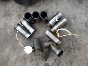 12 Farmall 460 Tractor Ih Gas Engine Motor Lifters