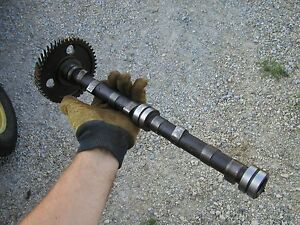 Allis Chalmers Ac C Tractor Original Good Working Engine Camshaft