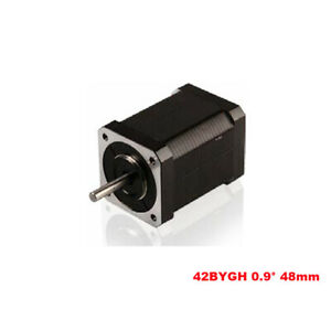 42byg Hybrid Stepper Motor Nema 17 0 9 4 Wire 4 Phasev 48mm For Cnc 3d Printer