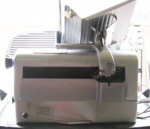 Hobart Automatic Electric Deli Cheese Meat Slicer Auto Slicing Machine Sharpener