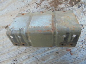 Ww2 Jeep Mb Gpw Radio Filter Dash Bracket