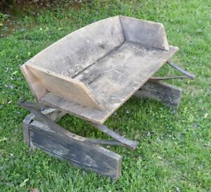 Antique Horse Wagon Buggy Bench Seat Original Rare Primitive Style Furniture