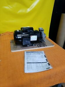 Stainless Steel 2 Hp Centrifugal Pump 115 208 230v Dayton 2zwu8