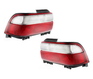 New Pair Of Tail Lights Fits Toyota Corolla 81550 02060 8155002060 81560 02060