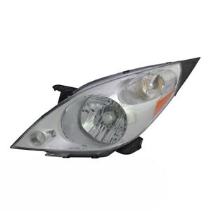 New Left Headlight Fits Chevrolet Spark Lt Ltz 2013 2014 2015 95281468 Gm2502368