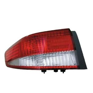 New Outer Left Driver Side Tail Light Fits Honda Accord Sedan 2004 33551 Sda A01