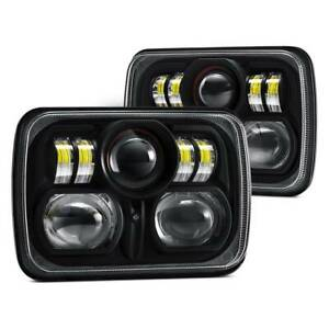 Led Projector Headlight 180sx Sanitra Hilux Surf Rankle Square General Purpose