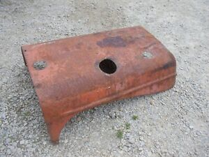 Allis Chalmers Wd Wd45 Wc Wf Tractor Niice Original Engine Motor Hood Cover